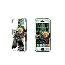 デザエッグ デザジャケット 新・世界樹の迷宮 ミレニアムの少女 iPhone 5ケース&保護シート デザイン05 DJGA-IPE4-m05