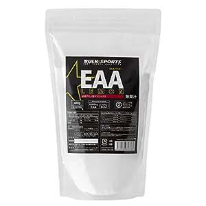 バルクスポーツ アミノ酸 EAAパウダー 480g レモン …