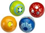 ハバ 大きな玉のクーゲルバーン ディスカバリーボール 4個セット 3571