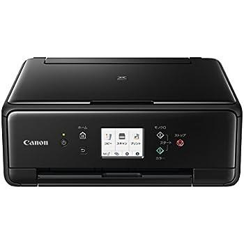 Canon プリンター インクジェット複合機 PIXUS TS6230 ブラック (黒)