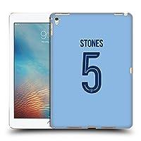 オフィシャルManchester City Man City FC John Stones 2017/18 プレイヤーズ・ホームキット グループ 2 iPad Pro 9.7 (2016) 専用ハードバックケース