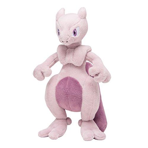 Pokemon Center Original Plush Doll Mewtwo Stuffed Toys Official