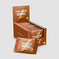 マイプロテイン プロテイン ブラウニー チョコレート味 75g 12枚入り