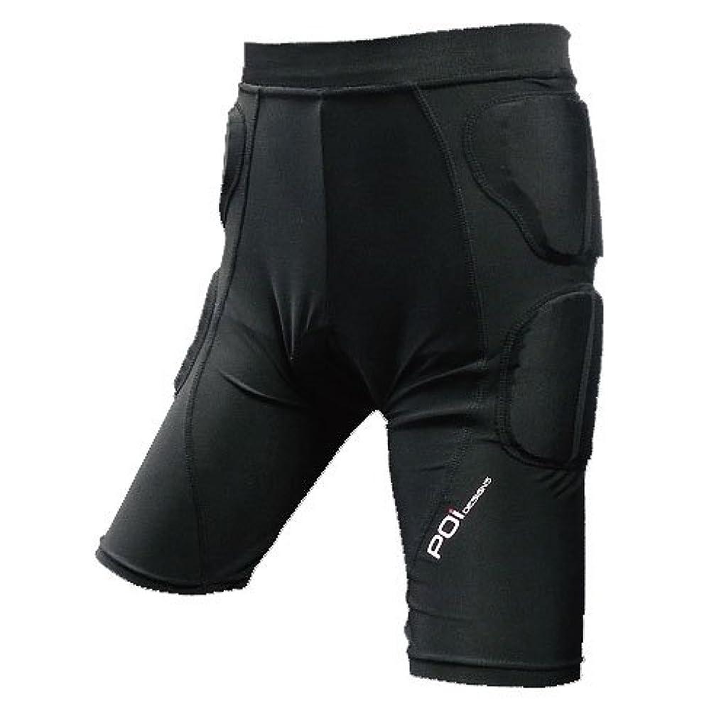 コックドロー離れたPOI DESIGNS(ピーオーアイデザイン) GUARD INNER PANTS XL XL