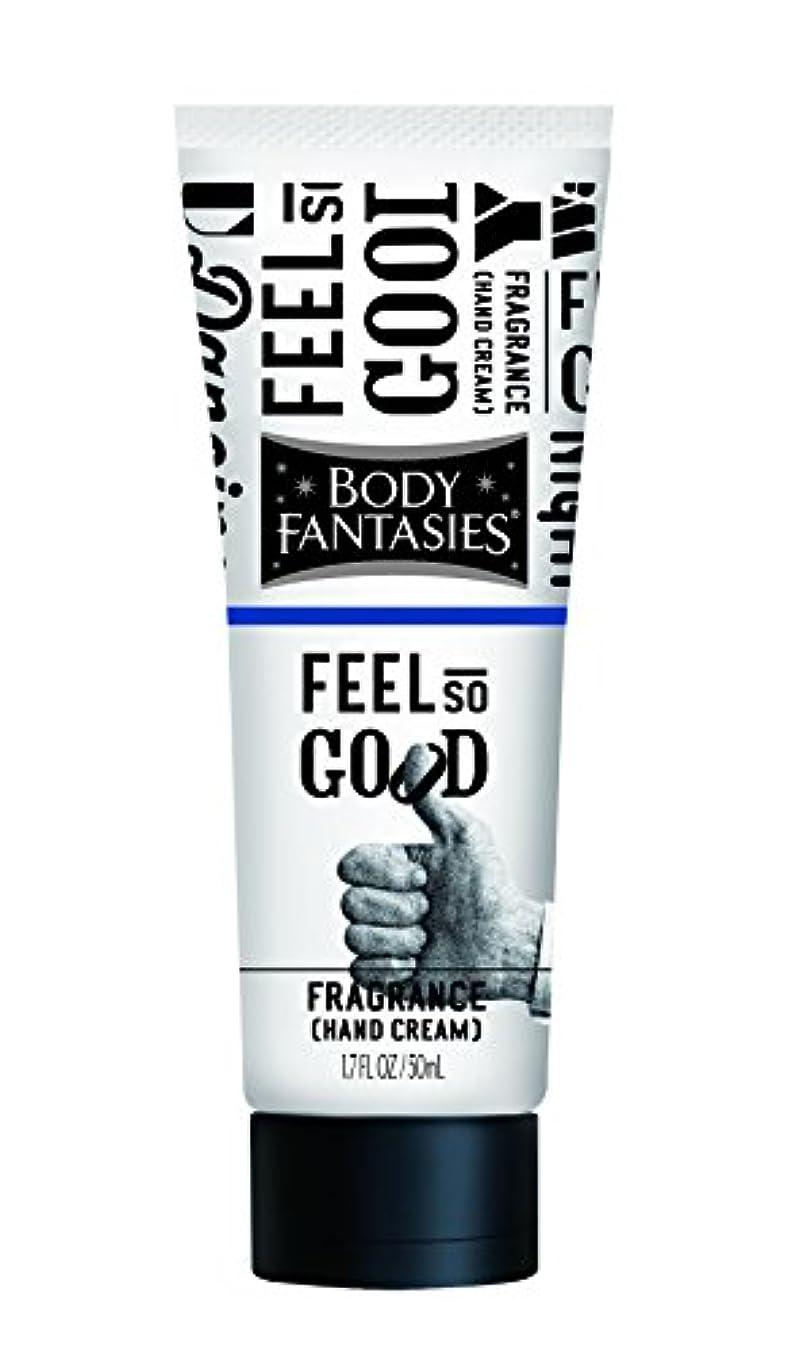 疑いバース燃料ボディファンタジー フレグランスハンドクリーム フィール ソー グッド FEEL SO GOOD 50ml