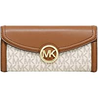 Michael Kors Fulton Large Flap Continental Wallet (2019)