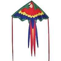 In the Breeze Parrot Fly Hi Delta Kite, 120cm