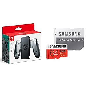 Joy-Con充電グリップ + Samsung...の関連商品2