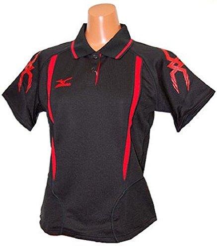 [해외] 미즈노MIZUNO「레이디스 여성용 탁구 게임 셔츠(2010년 전일본 모델)」68HW-01176-68HW-01176