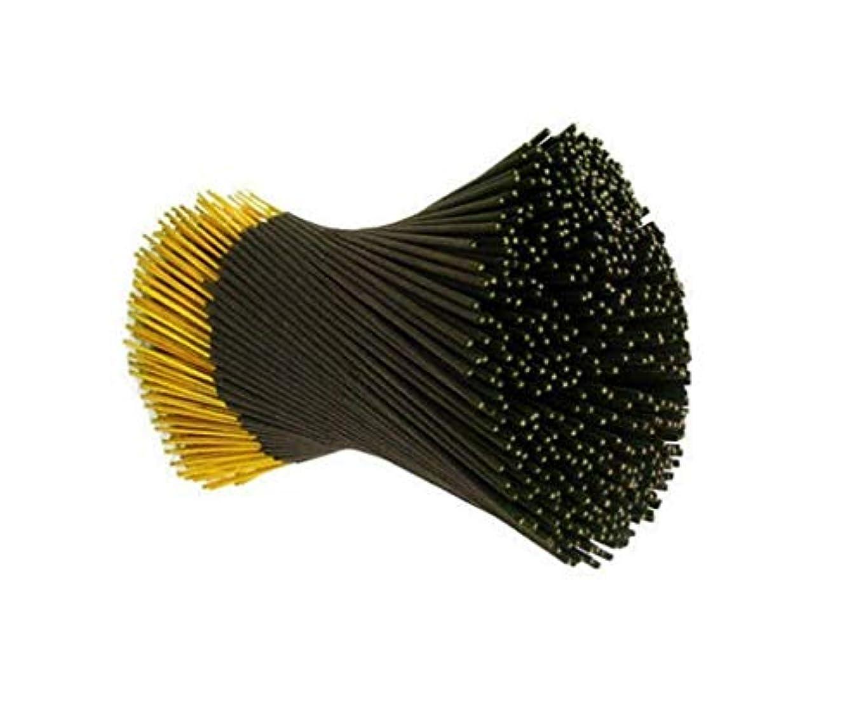 下に向けますつまらない粗いBamboo Incense Sticks of Attar, Standard(Multicolour) ZED Black