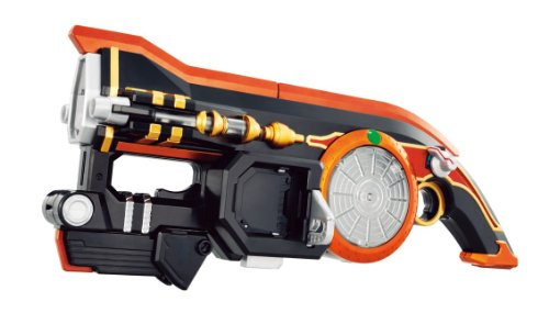 仮面ライダー鎧武 (ガイム) スクラッチ装填 DX火縄大橙DJ銃