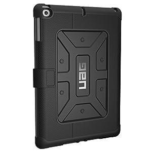 【日本正規代理店品】URBAN ARMOR GEAR iPad 第5世代(2017)用 Metropolis Case ブラック UAG-IPDF-BLK