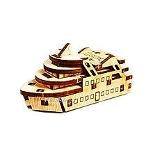 木製模型キット クルーズ船 / YG861-34