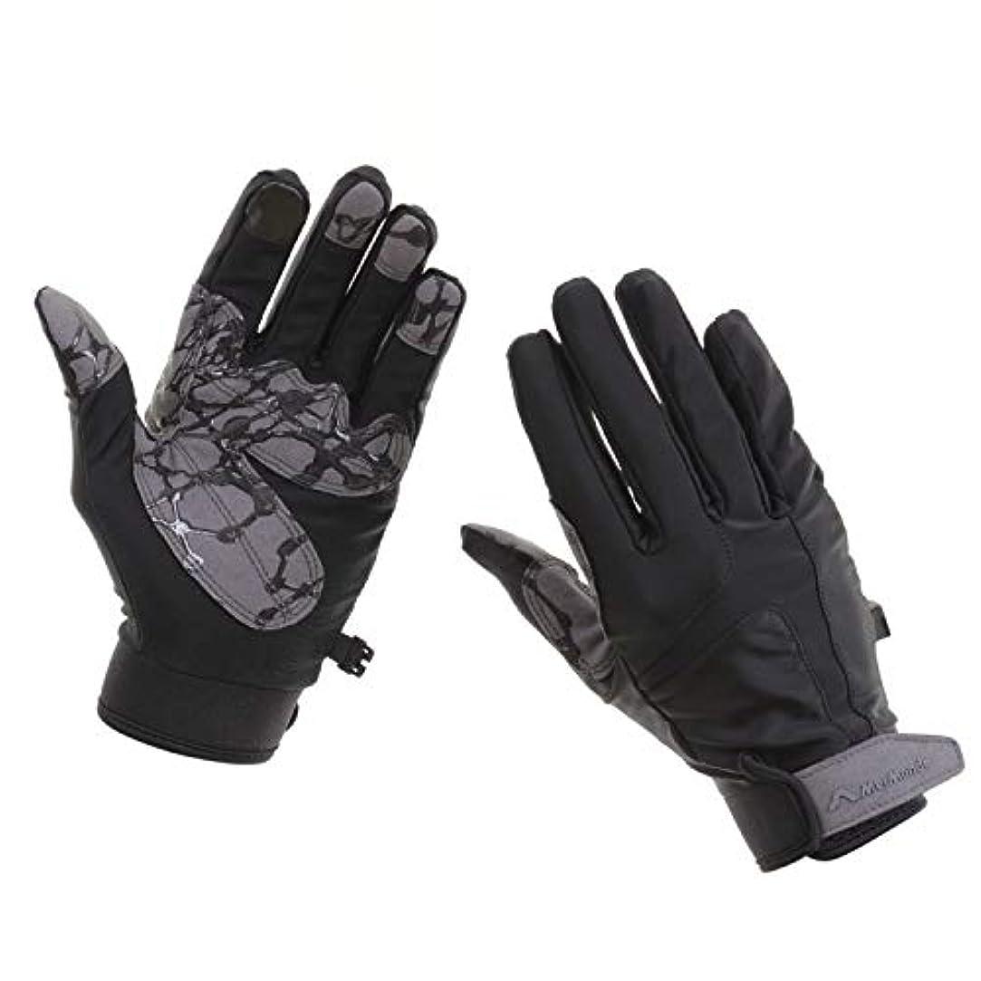 経験者あなたのものかろうじてMerMonde (メルモンド) サイクリンググローブ 冬 [スマホ タッチパネル対応] 滑り止め 自転車 手袋 サイクルグローブ レディース メンズ (S~XL)
