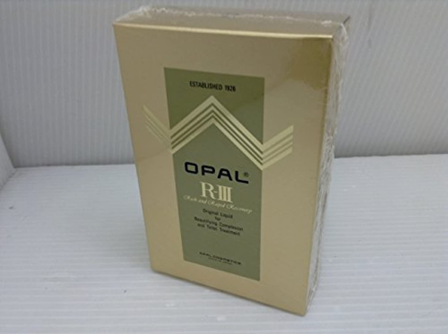 インポート出します取り出すオパール化粧品 美容原液 薬用オパール R-III (150ml)