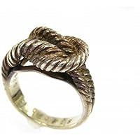 (エルメス) Hermès 指輪 リング アクセサリー ♯7号 オーディエンヌ レディース 中古 U4267