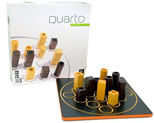 クアルト (Quarto!) [並行輸入品] 日本語説明書 ボードゲーム