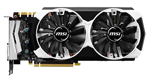 MSI GTX 970 4GD5T OCV1 グラフィックスボード VD5676 GTX 970 4GD5T OCV1