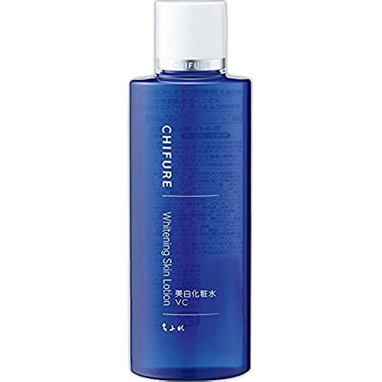 スナップ学習者ゼロちふれ化粧品 美白化粧水 VC 180ML (医薬部外品)