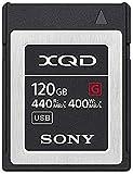 ソニー SONY XQDメモリーカード 120GB QD-G120F