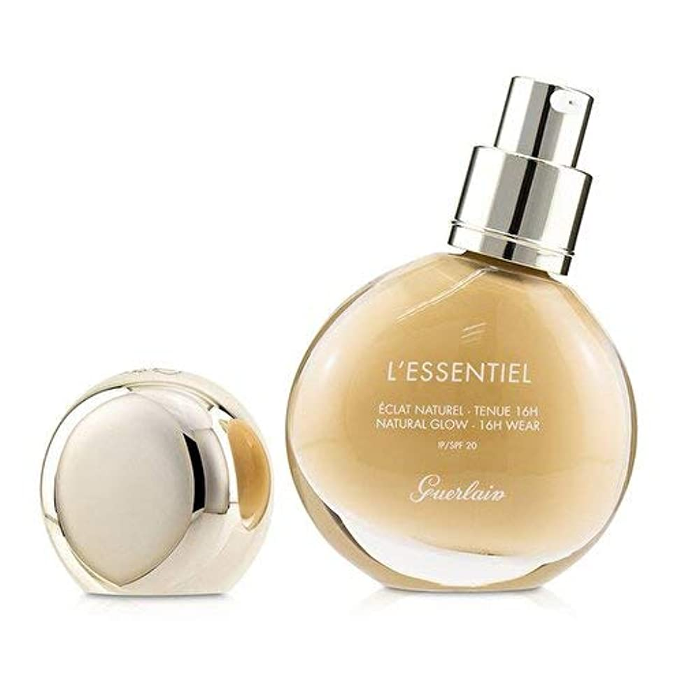 ソースボウル鍔ゲラン L'Essentiel Natural Glow Foundation 16H Wear SPF 20 - # 035W Beige Warm 30ml/1oz並行輸入品
