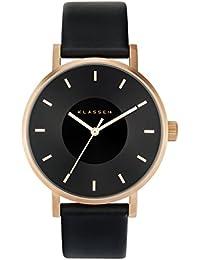 [クラスフォーティーン] 腕時計 VOLARE DARKROSE 42㎜ VO16RG005M メンズ 正規輸入品 ブラック