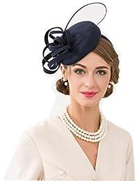 【ノーブランド品】 レディース飾り付きヘッドドレス ベレー帽 カチューシャタイプ