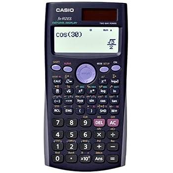 カシオ関数電卓 FX-912ES-N