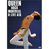 Queen Rock Montreal & Live Aid [DVD] [Import]