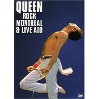 Queen Rock Montreal & Live Aid/
