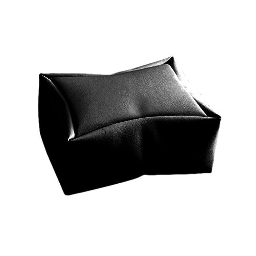 瞑想する安心させる何故なのSpaLuce フット兼用アームレスト ブラック