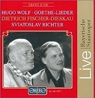 Goethe Lieder & Ballads