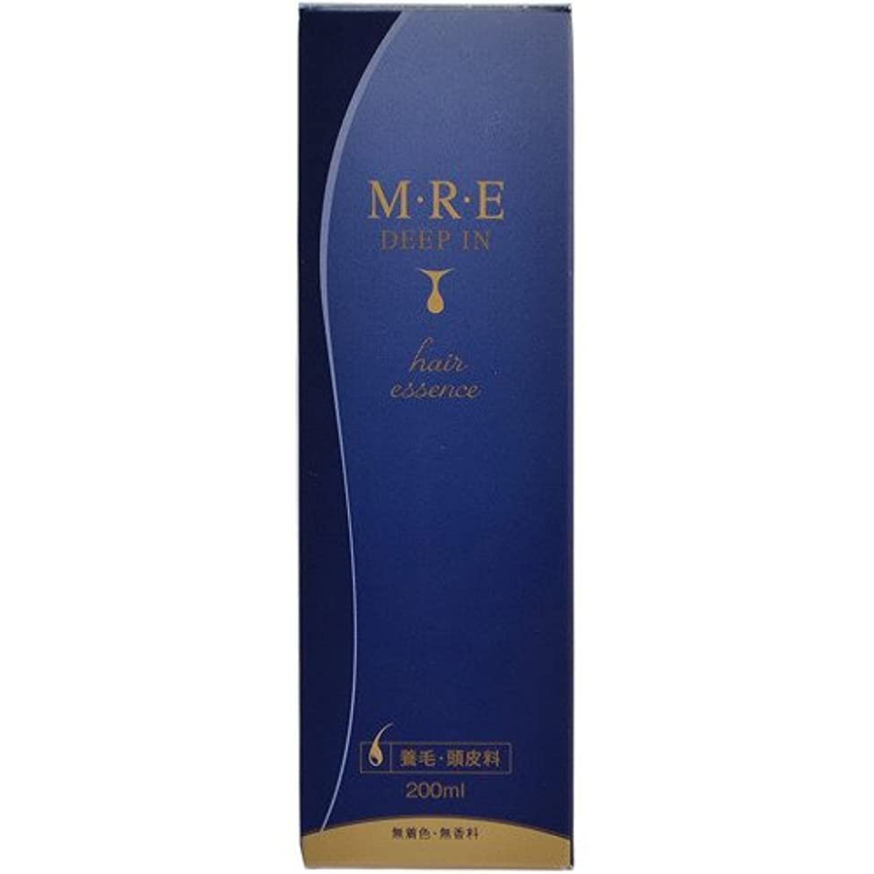 熟達したラップトップ分析するMRE(エムアールイー) 創健 MRE ディープインヘアエッセンス 育毛剤 200ml