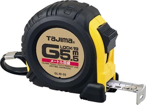 TJMデザイン タジマ Gロック-19 5.5m メートル目盛 GL...