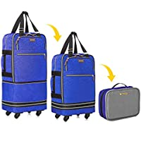 """Zipsak Boost! Expandable Carry On - 22"""" Expands To 28"""" Laptop Bag"""