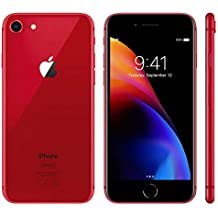 Apple iPhone 8 Red 64GB SIM-Free Smartphone (Renewed)