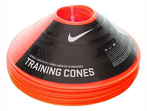 (NIFZ9) 10パック トレーニングコーン トータルオレンジ SC4001-888-F