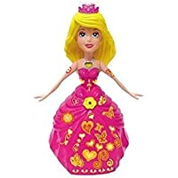 Katie Magical Dancing Princess Doll - Blonde Hair and Pink Dress by Dragon-i Toys [並行輸入品]