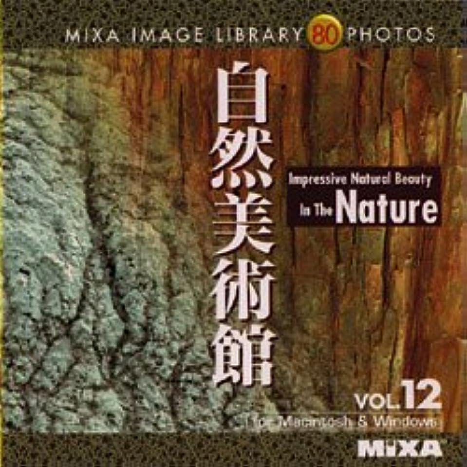 平野黙暴君MIXA IMAGE LIBRARY Vol.12 自然美術館