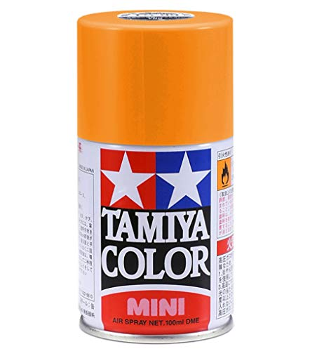 タミヤ スプレー TS-92 メタリックオレンジ 85092...