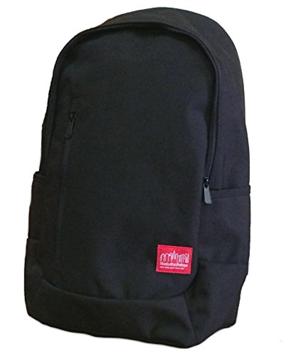 衰える小人フラッシュのように素早く(マンハッタンポーテージ)Manhattan Portage mp1270 バックパック Intrepid Backpack/ MP1270/Black