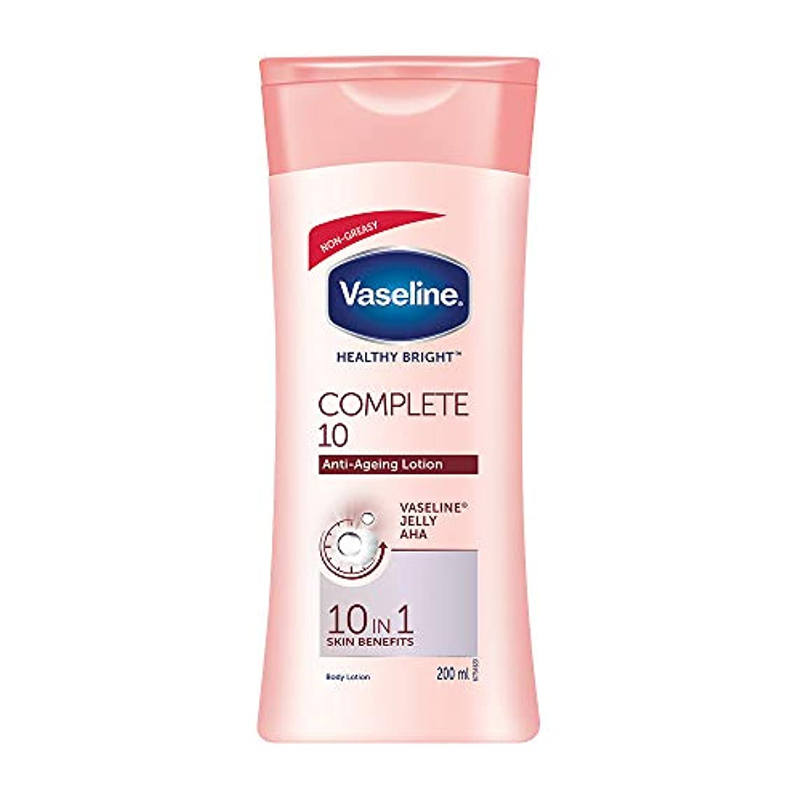 Vaseline Healthy White Complete 10 AHA and Pro Retinol, 200ml