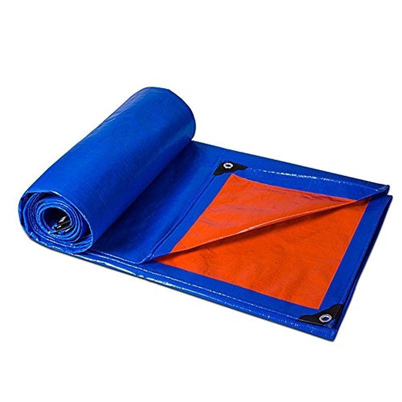 ロビー管理顧問Yushengxiang 防水シート、屋外防水防水シート両面防湿カーゴダストクロス、高温とアンチエイジング、屋外防水シート (Color : A, サイズ : 4x6M)