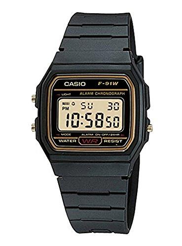 CASIO (カシオ) 腕時計 デジタル F-91WG-9 メンズ 海外モデル [逆輸入品]