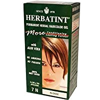 海外直送品Herbatint Herbatint Permanent Blonde (7N), 4 Oz (Pack of 2)