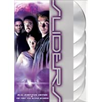 Sliders: First & Second Seasons - Dual-Dimension