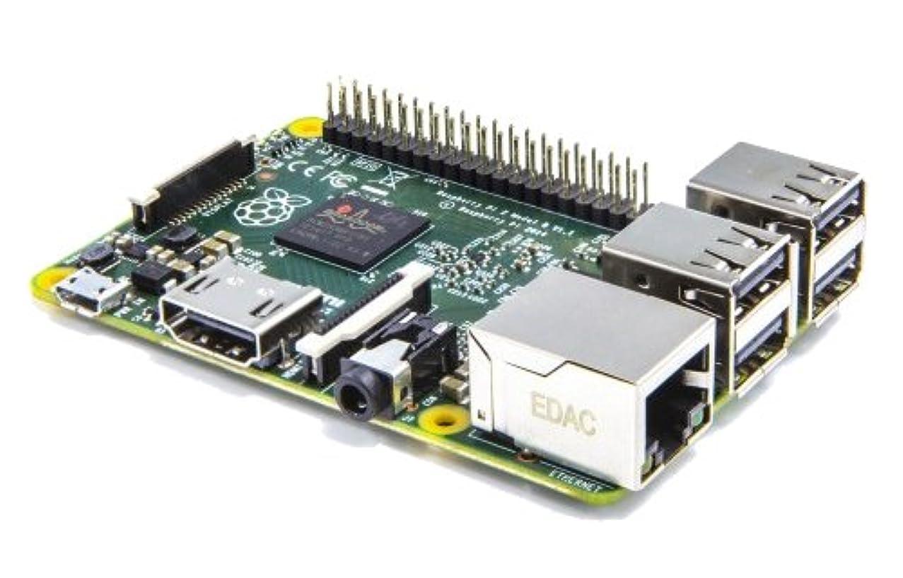 ふりをする受付クルーRaspberry Pi RASPBERRY PI2 Type B 1024MB