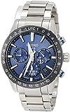 [アストロン]ASTRON 腕時計 アストロン 第3世代 GPSソーラー 青文字盤 ワールドタイム機能 サファイアガラス ダイヤシールド SBXC015 ..