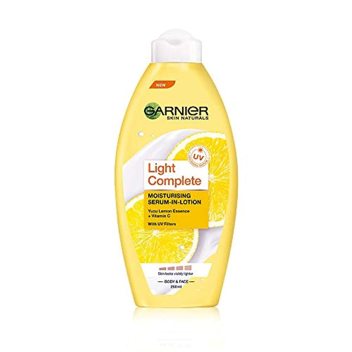 見かけ上請う略語Garnier Skin Naturals Light Lotion, 250ml