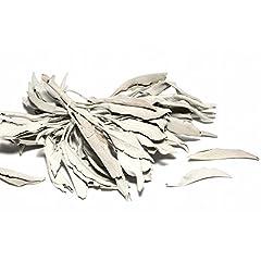 カリフォルニア産オーガニック ホワイトセージ 100g入り《香り豊かなクラスタータイプ》パワーストーンや室内の浄化に最適!